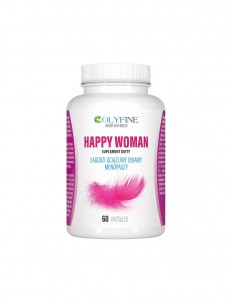 HAPPY WOMAN - łagodzi objawy menopauzy Colyfine