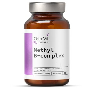 B-Complex METHYL z Wit. C OstroVit
