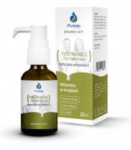 TOKOTRIENOLE Full Spectrum 30ml Avitale